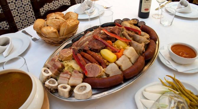 Ofrecemos el Cocido más Completo de Madrid ¿Por qué elegirnos?