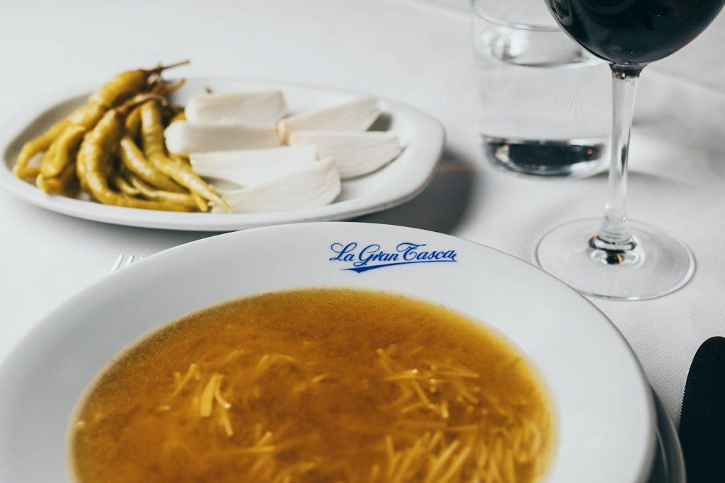 La Gran Tasca, casa del Cocido Madrileño