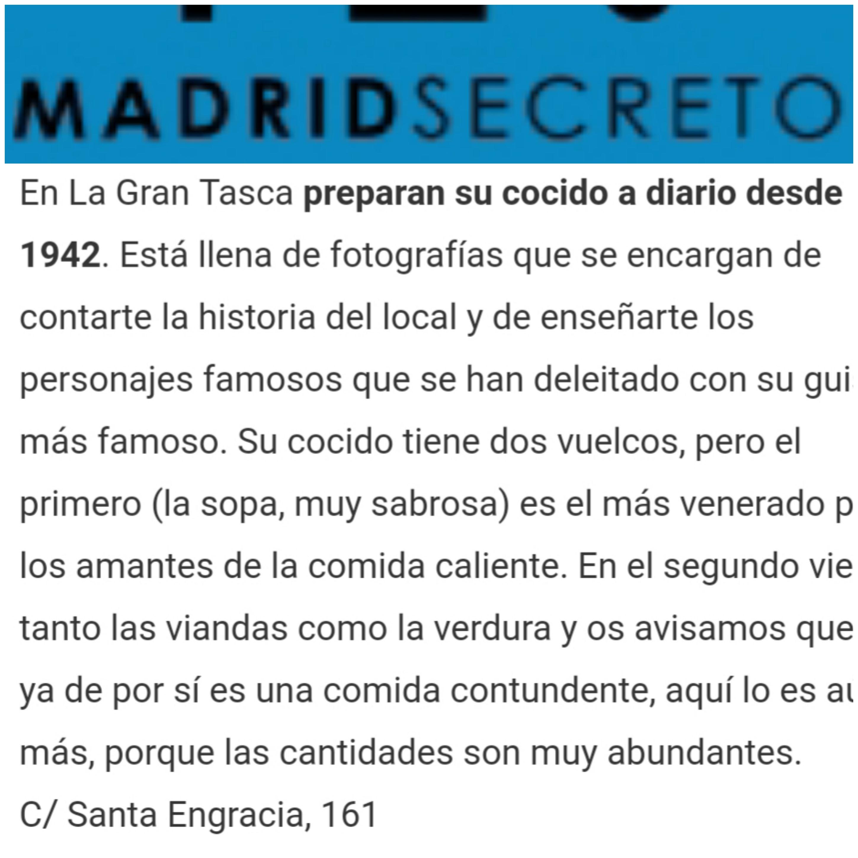 MadridSecreto
