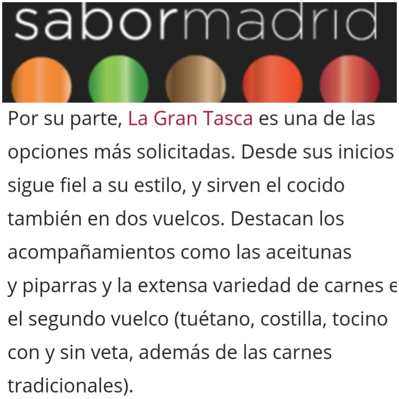 Sabormadrid